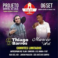 06 De Setembro Vspera De Feriado-Thiago Barros &amp Mrcio Art