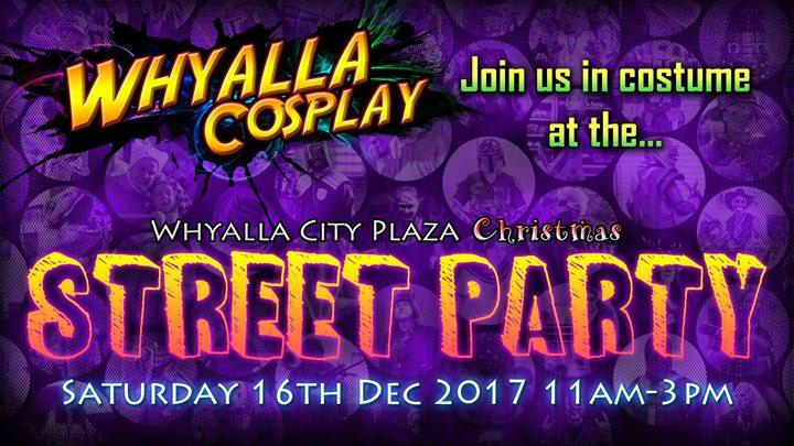 2017 Whyalla Xmas Street Part Whycos At Whyalla Sa Australia Whyalla