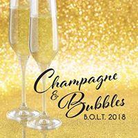 Champagne &amp Bubbles BOLT 2018
