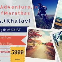 Cycling Adventure In land of Maratha Satara ( Khatav)