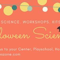 Halloween Science Workshop