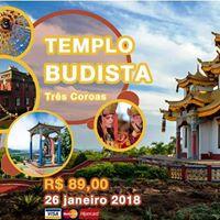 Bate Volta - Templo Budista Khadro Ling R 8900
