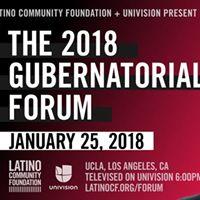 2018 Gubernatorial Forum