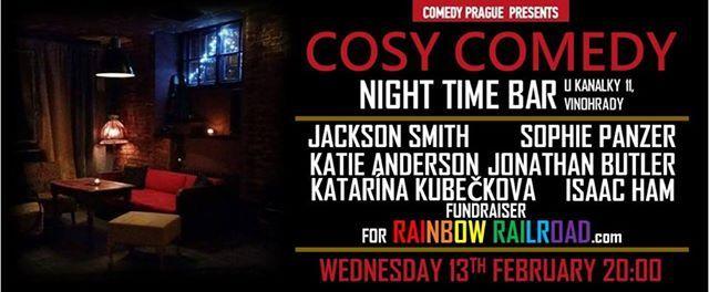 Cosy Comedy 13.02.19