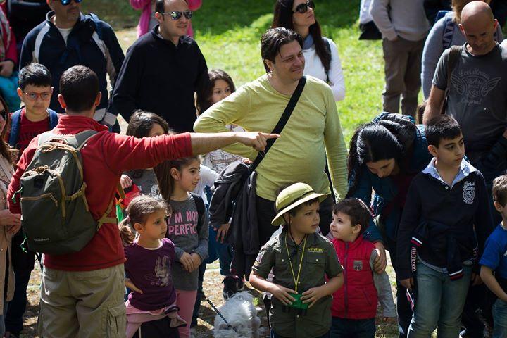 Montagnareale i bambini alla riscoperta della natura