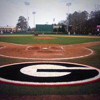 UGA Baseball SEC Home Opener at The Hill