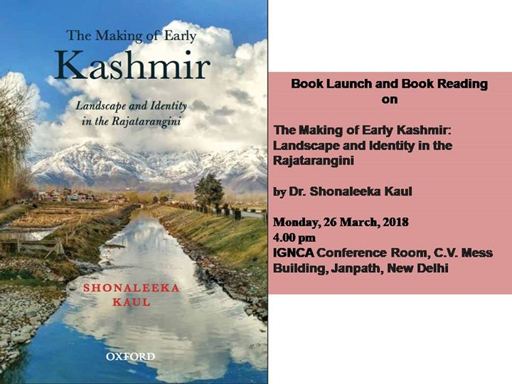 Book Launch and Book Reading