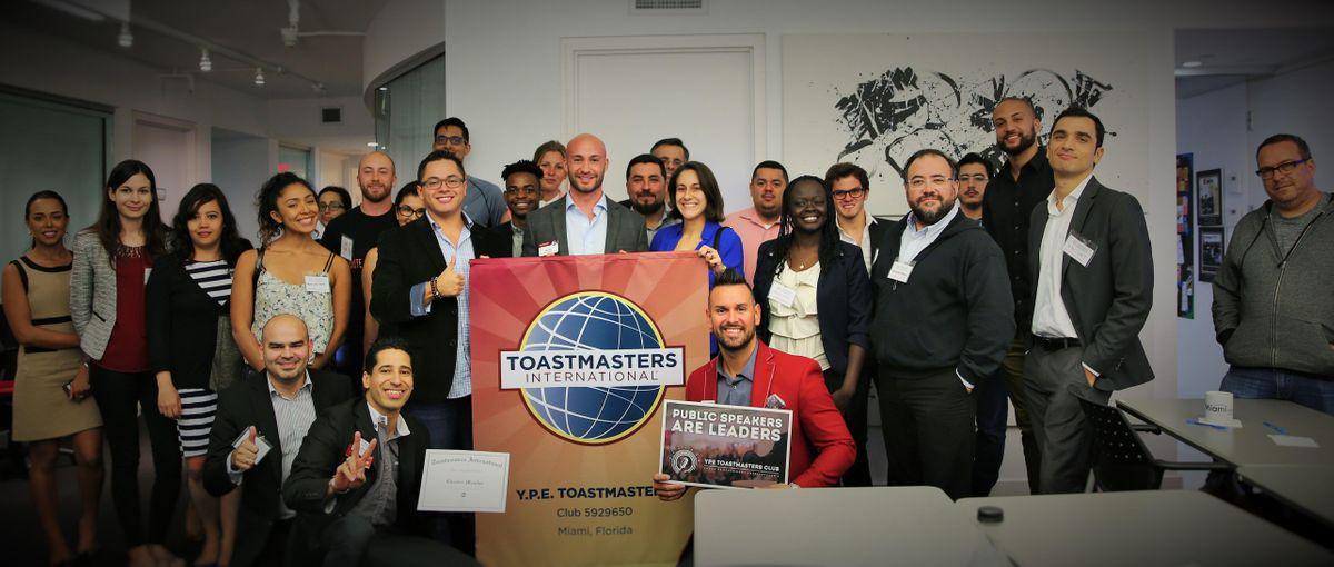 Power Speakers International - The Ultimate Public Speaking Network