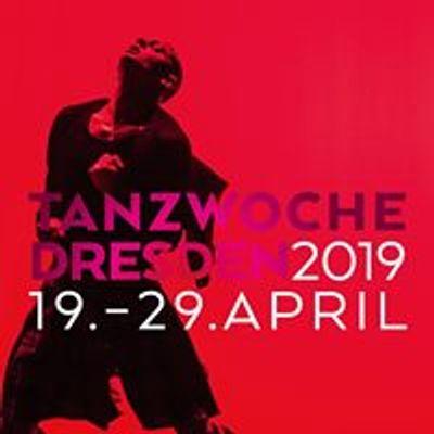Tanzwoche Dresden / Tanzbühne
