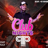 Club Night ft DJ Preet