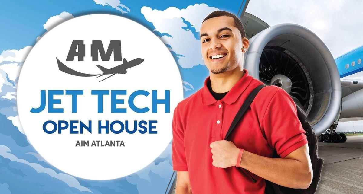 AIM Atlanta Metro Area  Jet Tech Open House