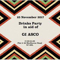 Drinks Party for GI ASCO