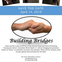 Building Bridges 1st Annual Deaf and Hard of Hearing Event