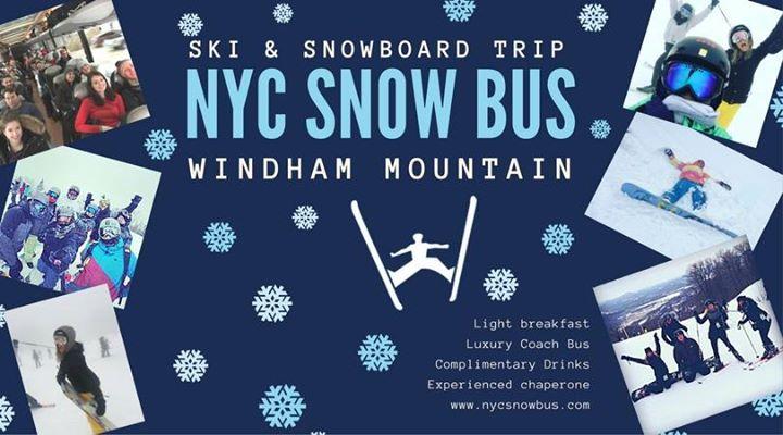 Windham Mountain SkiSnowboard Trip