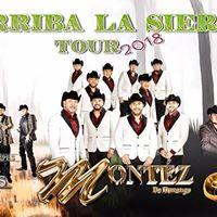 Tour Arriba La Sierra Union City
