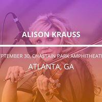 Alison Krauss in Atlanta