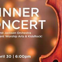 Orchestra Dinner Concert
