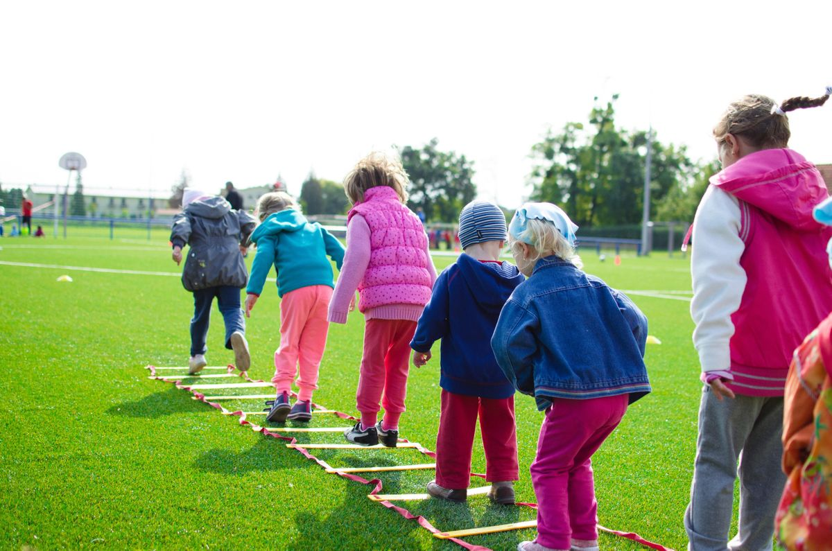 Physical education of children of early and preschool age 7