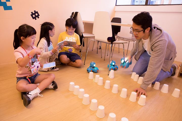 Tinker Trial Class (Age 6-8) - Kowloon Campus