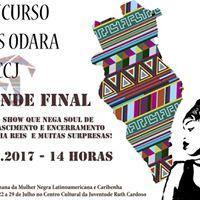 Concurso Miss Odara CCJ