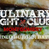 Culinary Fight Club Alabama - The Blended Burger