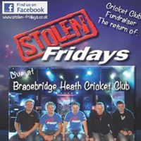 BHCC Summer Social - The Return of The Stolen Fridays