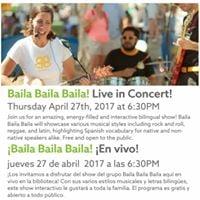Baila Baila Live in Concert