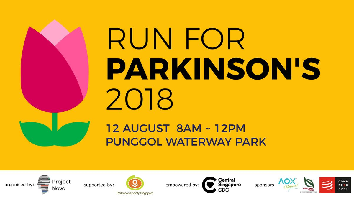 Run for Parkinsons 2018
