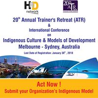 20th ATR and International Conference in Australia
