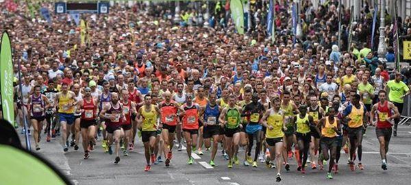 SSE Walled City Marathon