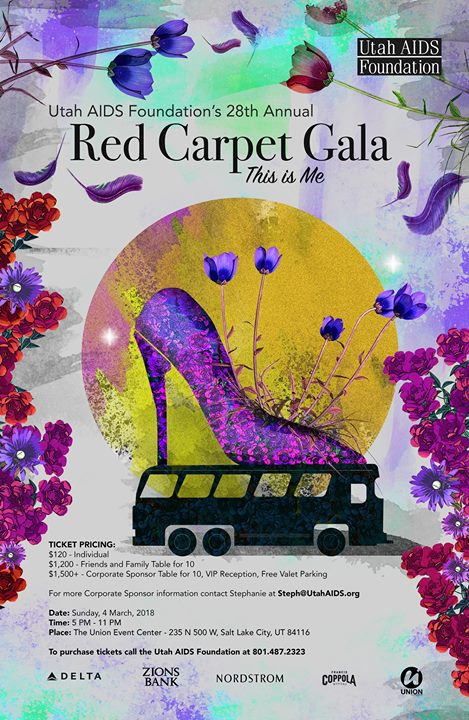 The 28th Annual Red Carpet Gala At The Union Event Center