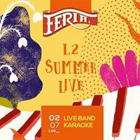 Live Band Karaoke Feria