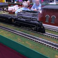 Edison Greenbergs Train and Toy Show