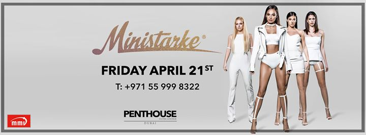 Special Ladies Ministarke at Penthouse Dubai