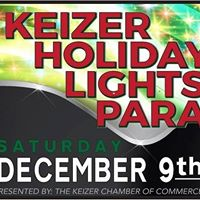 Keizer Holiday Lights Parade