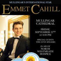Emmet Cahill Live at Mullingar Cathedral September 22nd