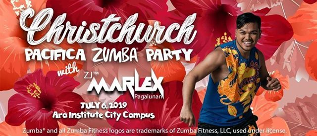 Pacifica Zumba Party with Marlex