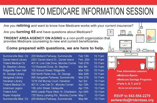 Welcome to Medicare Information Session