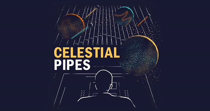 VCH Organ Series Celestial Pipes