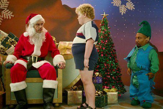 Holiday Flicks Bad Santa