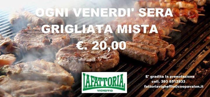 La Grigliata Del Venerdi At Fattoria Di Vigheffio Provincia Di Parma