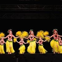 Discover Tahiti Dance Kids  OPEN HOUSE (Girls 6 to 13 yo)
