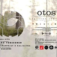 Otos - Legalize tenting ensi-ilta