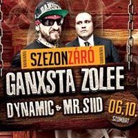 ALBABAR Szezonzr  GANXSTA &amp Dynamic &amp Mr Siid  0610