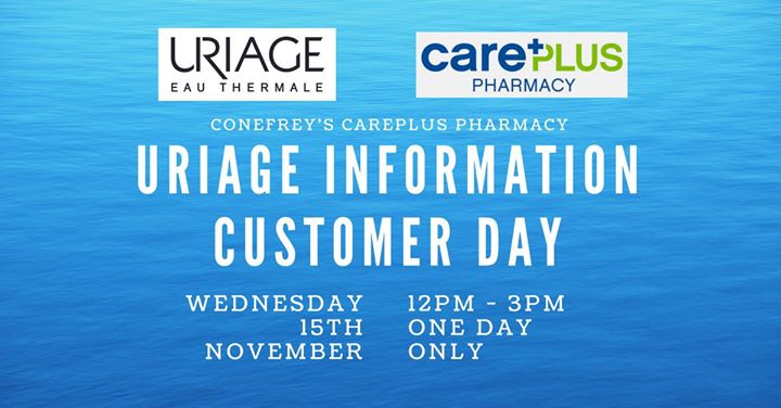 Uriage Skincare event