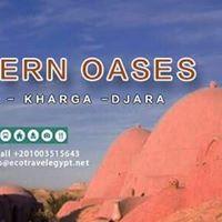 ECO To Western Oases (Dakhla - Kharga - D-Jara cave)
