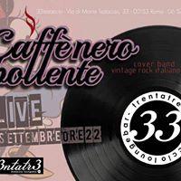 CaffNeroBollente - Rock Vintage - Testaccio