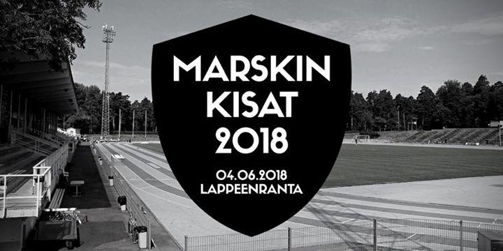 Marskin kisat 2018