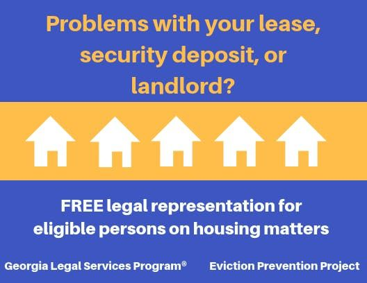 Richmond County Free Weekly Legal Clinic on Housing Matters