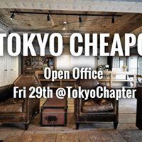 Tokyo Cheapo Open Office &amp Recruitment Fair